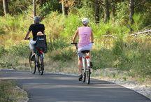La France à Vélo / En famille ou entre amis, le vélo peut être un moyen ludique pour découvrir la France.