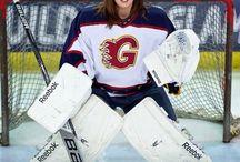 Hockey girls
