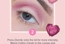 Too faced palette ideas