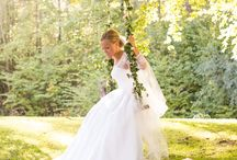 Wedding photos / Wedding, photo, cute, romatic, creative, wedding dress