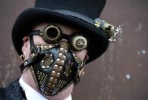 Goth / Steampunk / by Jeff Lockerman