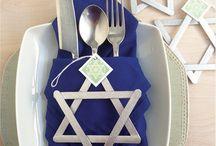 decoratie joodse feesten