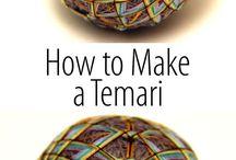 Tamari Japananese craft