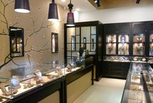 Jan Logan Jewellery Store / This is the Hong Kong store, the third in a roll out