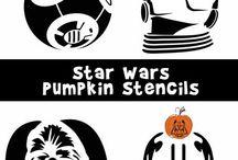 Halloween pumpkin curvin