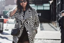 THE STREETS / The fashionistas of Pinterest sharing the hottest street style looks. Invite only! Please do not make requests.