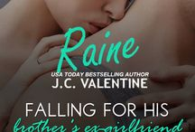 Raine by JC Valentine / AVAILABLE NOW!