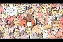 Comics and visual storytelling