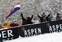 Aspen Audi FIS Ski World Cup Finals / Aspen will host the 2017 Audi FIS Ski World Cup Finals Mar. 15-19 marking the first time the event has been held in the U.S. in 20 years. The races will feature the best men's and ladies' alpine skiing athletes in the world competing in downhill, super-G, giant slalom, slalom and nation's team event.