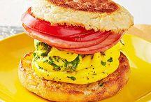 Breakfast recipes / by Heather Houston