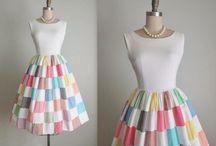 šití - sukně