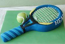 Torta Racchetta Da Tennis