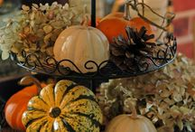 Fall Decor / Decorating your home for Fall