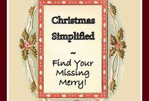 Christmas Simplified