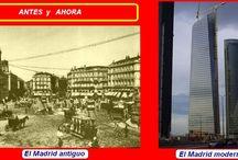 Antes y ahora : recordar y hablar del pasado
