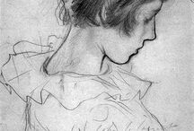 .sketches .study