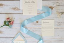 Blush and Serenity Blue Wedding