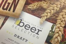Beer adv - design