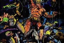 Marvel Comics / by Michael Mingari