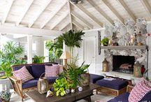 Beach house decor / by Judy Fernandez
