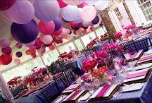 It`s party time! / Referências para decoração de festas/eventos Inspiration to party decor / by Camila
