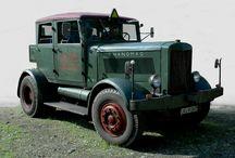 staré autá