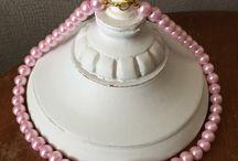 Avga Créations / Création de bijoux en perles de verre nacrées