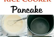 Pancake passion  / All kinds of pancakes for gorgeous a breakfast