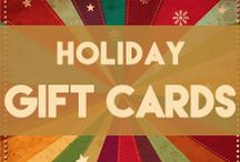 Tortuga Holiday Gift Cards / Shop Tortuga Rum Cakes gift cards. www.tortugarumcakes.com