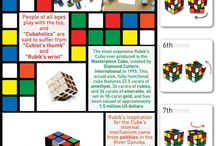 Rubik's Cube / by Catherine Faull
