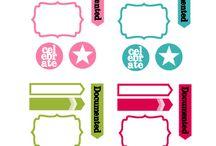 labels/kaartjes/prints....✔️➰