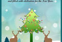 Happy Holidays! / Happy Holidays