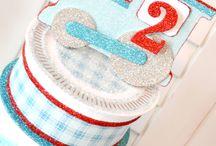 Verjaarsdag partytjies (seunQ's)