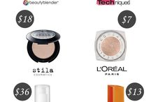 Skin Care Dupes