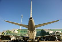 Aeropuerto de Barcelona-El Prat / El aeropuerto de Barcelona-El Prat se ha consolidado como enclave estratégico de referencia del espacio euromediterráneo.