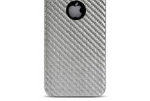 iPhone 4 4S Carbon Cover