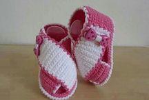 punto y Crochet bebé y niño
