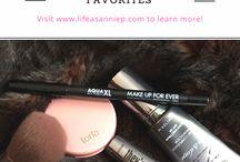 Beauty / Makeup, skin care, hair tips