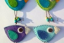 Sewing Ornaments / Sewing Christmas ornaments and small stuffed animals for holidays or anytime.