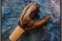 Pedrin´s wooden jewelry - dřevěné šperky