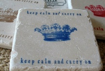 keep calm and. . .