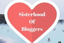 Sisterhood of Bloggers / A blogboard for the amazing and famous Sisterhood of Bloggers. A board for blogtips, amazing articles and more!