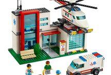 Hulpdiensten     Lego