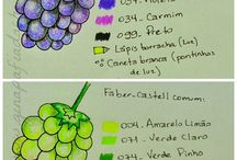 Faber Castell colorcombo's