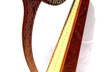 Harfe,Gitarren,Mandoline & Co.