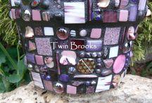 Broken bits / DIY / by Stephanie Galvan