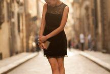 Moda / Estilo chic moda