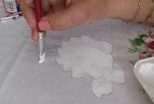 pintura de tecido