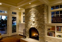 Cozy Fireplaces by Real Deals Home Decor