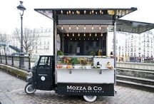 Food Trucks / by Michere M